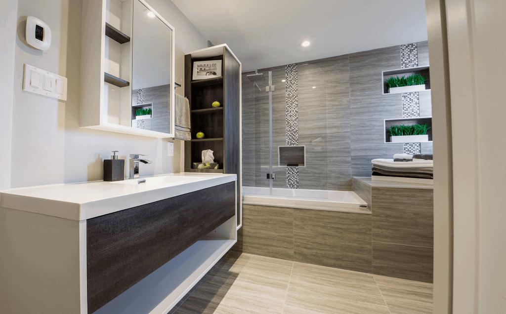 Rénovation de salle de bain 77
